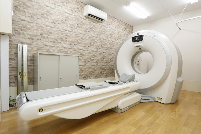 最新の全身用CTを導入しています
